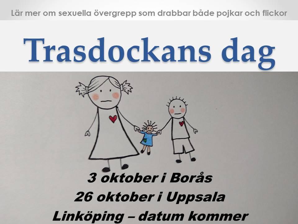 Trasdockans dag